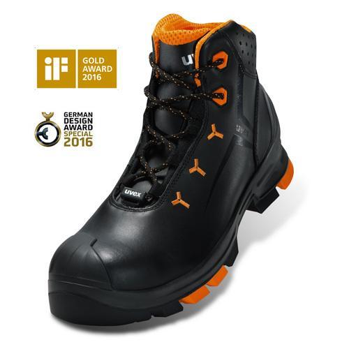 Ботинки защитные uvex 2 6503 S3 SRC