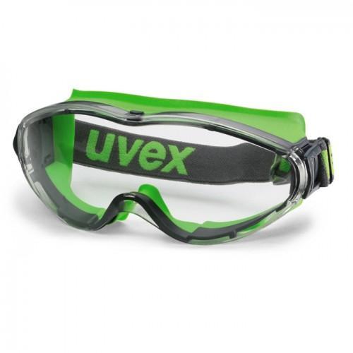 Закрытые защитные очки uvex ультрасоник 9302.275