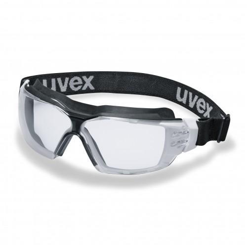 Закрытые защитные очки uvex феос сх 2 соник 9309.275