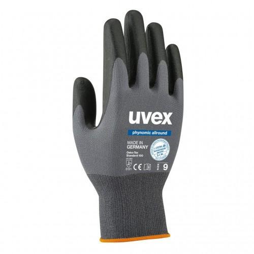 Защитные перчатки uvex финомик олраунд