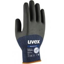 Защитные перчатки uvex финомик про