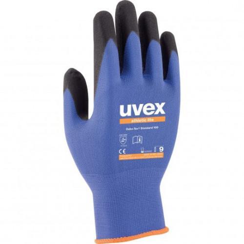 Защитные перчатки uvex атлетик лайт 60027
